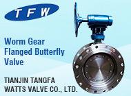 TIANJIN TANGFA WATTS VALVE CO., LTD.
