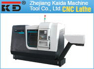 Zhejiang Kaida Machine Tool Co., Ltd.