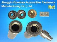Jiangyin Comhwa Automotive Fasteners Manufacturing Co., Ltd.