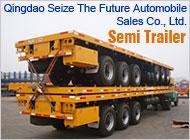 Qingdao Seize The Future Automobile Sales Co., Ltd.