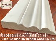 Fujian Sanming City Donglai Wood Co., Ltd.
