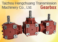 Taizhou Hengchuang Transmission Machinery Co., Ltd.