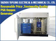 TAIZHOU TOPLONG ELECTRICAL & MECHANICAL CO., LTD.
