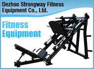 Dezhou Strongway Fitness Equipment Co., Ltd.