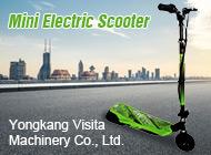 Yongkang Visita Machinery Co., Ltd.