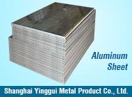 Shanghai Yinggui Metal Product Co., Ltd.