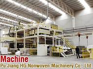Pu Jiang HG Nonwoven Machinery Co., Ltd.