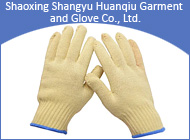 Shaoxing Shangyu Huanqiu Garment and Glove Co., Ltd.