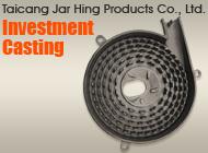 Taicang Jar Hing Products Co., Ltd.