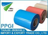 TIANJIN JINWANLU IMPORT & EXPORT TRADE CO., LTD.