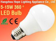 Hangzhou Hope Lighting Appliance Co., Ltd.
