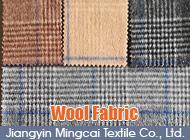 Jiangyin Mingcai Textile Co., Ltd.