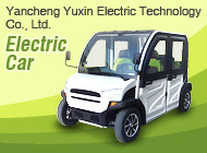 Yancheng Yuxin Electric Technology Co., Ltd.