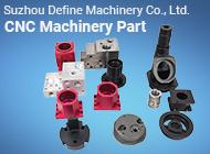 Suzhou Define Machinery Co., Ltd.