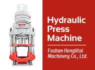 Foshan Henglitai Machinery Co., Ltd.