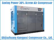 Shijiazhuang Kangpusi Compressor Co., Ltd.