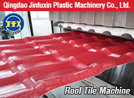 Qingdao Jinfuxin Plastic Machinery Co., Ltd.