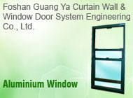 Foshan Guang Ya Curtain Wall & Window Door System Engineering Co., Ltd.