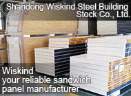 Shandong Wiskind Steel Building Stock Co., Ltd.