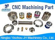 Ningbo Yinzhou JH Machinery Co., Ltd.
