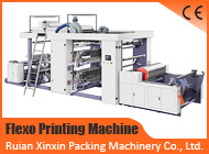 Ruian Xinxin Packing Machinery Co., Ltd.
