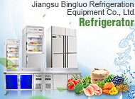 Jiangsu Bingluo Refrigeration Equipment Co., Ltd.