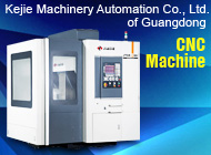 Kejie Machinery Automation Co., Ltd. of Guangdong