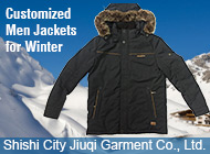 Shishi City Jiuqi Garment Co., Ltd.