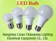 Hangzhou Linan Chaoqiang Lighting Electrical Equipment Co., Ltd.