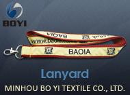 MINHOU BO YI TEXTILE CO., LTD.