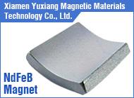 Xiamen Yuxiang Magnetic Materials Technology Co., Ltd.