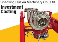Shaoxing Huaxia Machinery Co., Ltd.
