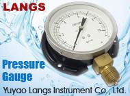 Yuyao Langs Instrument Co., Ltd.