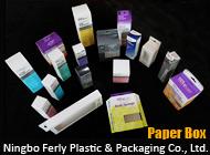 Ningbo Ferly Plastic & Packaging Co., Ltd.
