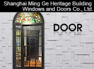 Shanghai Ming Ge Heritage Building Windows and Doors Co., Ltd.