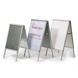 Double Sided Outdoor Advertising Poster Board