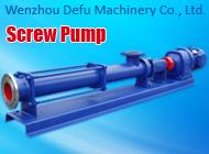 Wenzhou Defu Machinery Co., Ltd.
