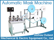 Suzhou Oubest Mechanical & Electric Equipment Co., Ltd.