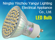 Ningbo Yinzhou Yangyi Lighting Electrical Appliance Co., Ltd.