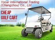 Yocar International Trading (Changzhou) Co., Ltd.