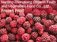 Nanjing Zhongliang Organic Fruits and Vegetables Food Co., Ltd.
