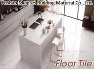 Building Material Carrara White Full Body Polished Porcelain Floor Glazed Marble Foshan Tile (600*1200mm)