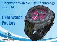 Shenzhen Watch & Life Technology Co., Ltd.