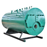 Oil-Fired Steam Boiler