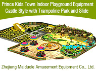 Zhejiang Maiduole Amusement Equipment Co., Ltd.