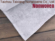 Taizhou Taixiang Nonwovens Co., Ltd.