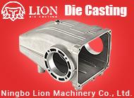 Ningbo Lion Machinery Co., Ltd.