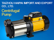 TAIZHOU HAIPAI IMPORT AND EXPORT CO., LTD.