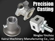 Ningbo Yinzhou Kairui Machinery Manufacturing Co., Ltd.