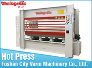 Foshan City Vario Machinery Co., Ltd.